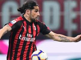 Ricardo Rodriguez AC Milan. Goal