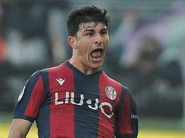 Orsolini infortunato. Goal