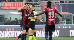 Seconda vittoria di fila per il Bologna. Goal