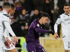 Fiorentina, nervi tesi: Sottil litiga con la panchina al momento del cambio. Goal