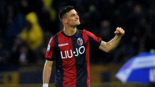Orsolini becomes a Bologna player permanently. GOAL