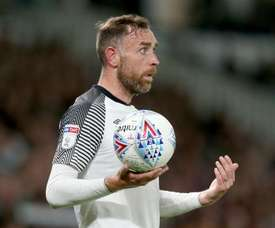 Derby have slammed Keogh and his teammates for their late night drinking. GOAL
