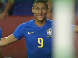 The Everton forward scored twice for his nation. GOAL