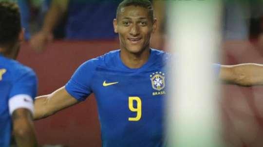 Richarlison: I used to copy some of Neymar's haircuts