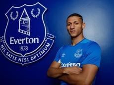 Everton: Richarlison torce pela contratação de Bernard e faz mistério sobre chegada de Mina