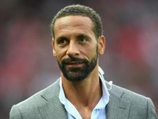 Rio Ferdinand. Goal