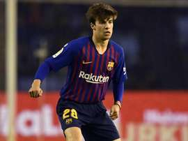 Barcelona's Puig is determined to become a regular. GOAL