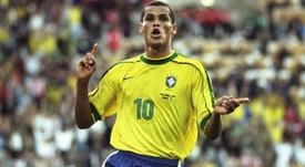 Rivaldo sabe o que é jogar a final de um Mundial. Goal