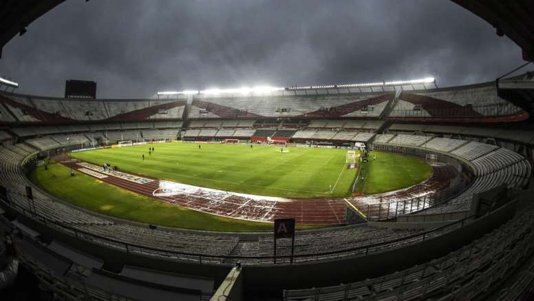 River Plate refuse to open stadium