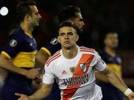 River (ainda) não é o finalista 'mais cascudo' para um clube brasileiro. GOAL
