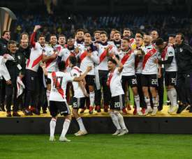 River Plate players are due a heroes welcome according to one player. GOAL+