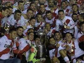 Os times favoritos a vencer a Copa Libertadores. Goal