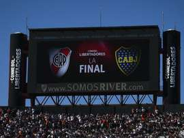The Superclasico will take place on Sunday 8 December. GOAL