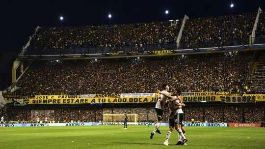 Boca host River Plate on Saturday. GOAL