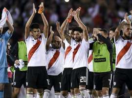 River Plate will face Gremio in the semis. GOAL