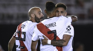 Copa Libertadores Review: River win first game, ruthless Flamengo score six goals.