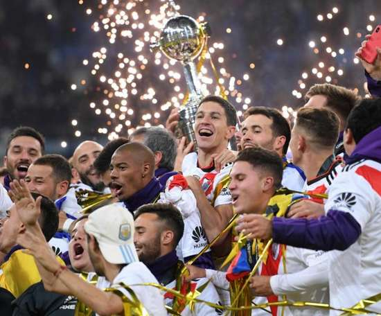 Libertadores holders River learn group as CONMEBOL boss calls for end to violence.