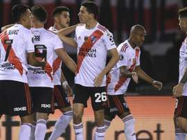 River Plate 2-0 Cerro Porteno: Libertadores holders poised for semis