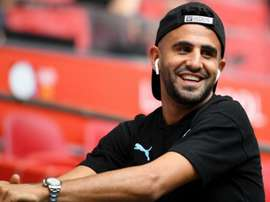 Mahrez missed Man City's Community Shield win due to doping control worries. GOAL