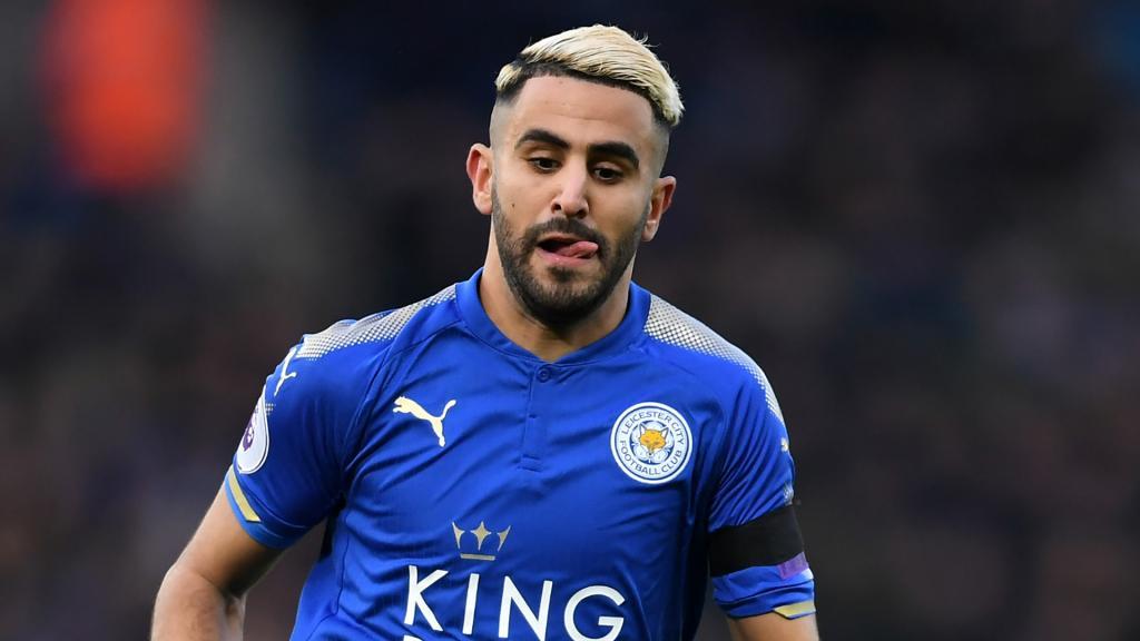 Guardiola confirme les négociations pour Mahrez — Manchester City