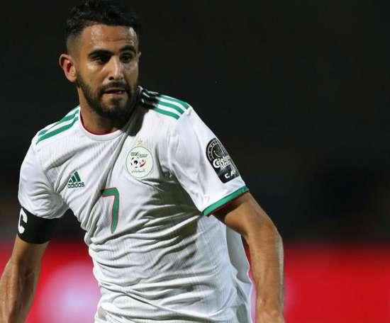 L'Algérie dompte la Colombie avec un Mahrez de gala. Goal