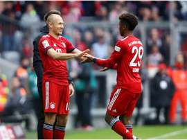 Robben makes 700th appearance after string of injuries. GOAL