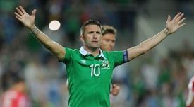 Carrière terminée pour Keane. Goal