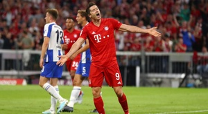 Bayern empata, mas Lewandowski faz história na Bundesliga. Goal