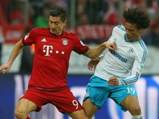 Lewandowski reckons just getting Sane is not enough for Bayern. GOAL