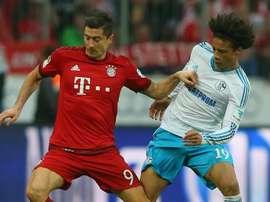 Lewandowski reckons just getting Sane is not enough for Bayern. GOAL