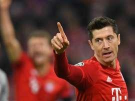 Artilheiro na Europa, Lewandowski promete fazer ainda mais gols. Goal
