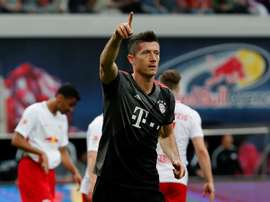 Robert Lewandowski, Bayern Munich. GOAL