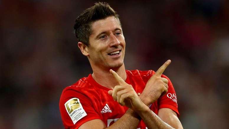 """Résultat de recherche d'images pour """"Robert Lewandowski (Bayern)"""""""