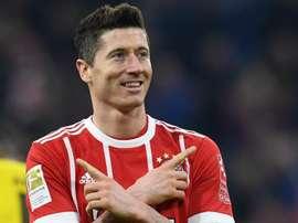 'Lewa' inovou na sua forma de marcar golos. Goal