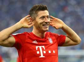 Coutinho in awe of 'legend' Lewandowski after brilliant Bayern hat-trick