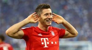 Toni: Lewandowski one of the best. GOAL