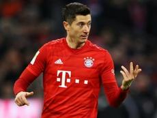 No January transfers for Bayern. GOAL