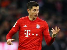 No January transfers for Bayern. GOAL