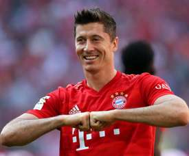 Lewandowski dreams of Bayern farewell to match Robben and Ribery. GOAL