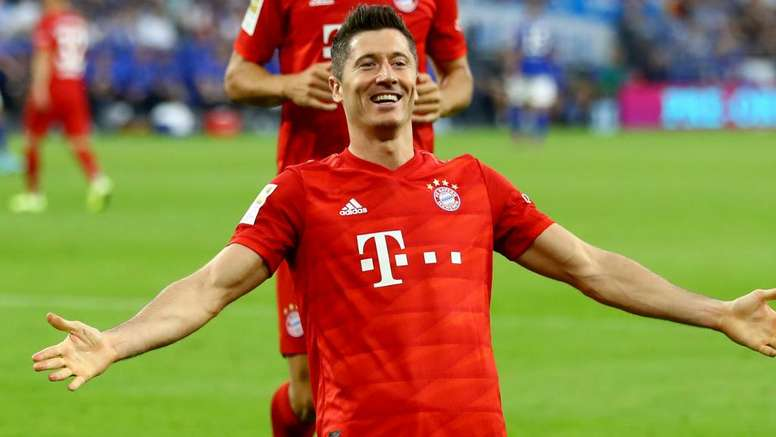 I think we can do it - Lewandowski targets Champions League success with Bayern
