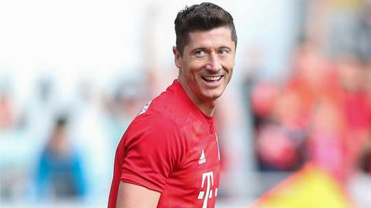 Lewandowski may renew his contract as he now feels more settled at club. GOAL