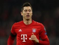 Bayern Munich superstar Robert Lewandowski has 23 goals. GOAL