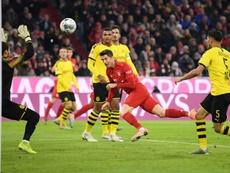 Il Bayern vince il big match. AFP
