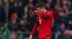 Lewandowski tem fratura confirmada. Goal