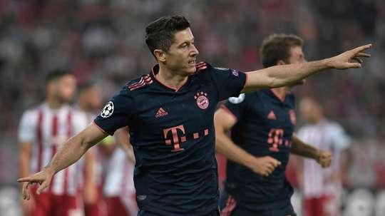 Lewandowski e Bayern sonham com o único título que não tiveram juntos. Goal