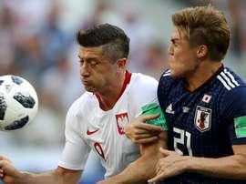 Le Japon qualifié. Goal