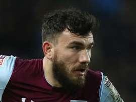Snodgrass snatched a late winner for Aston Villa. GOAL