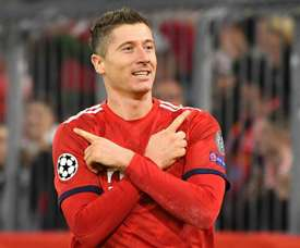 Lewandowski is chasing a milestone. GOAL