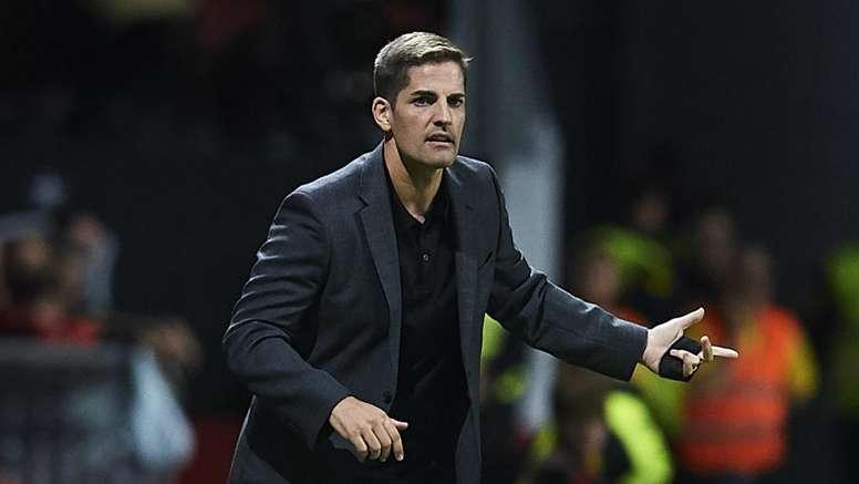 Moreno dedicates Spain victory to Luis Enrique. Goal