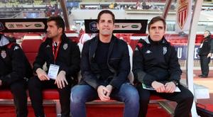 Robert Moreno won his first game as Monaco manager. GOAL
